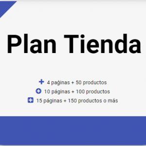 Plan Tienda